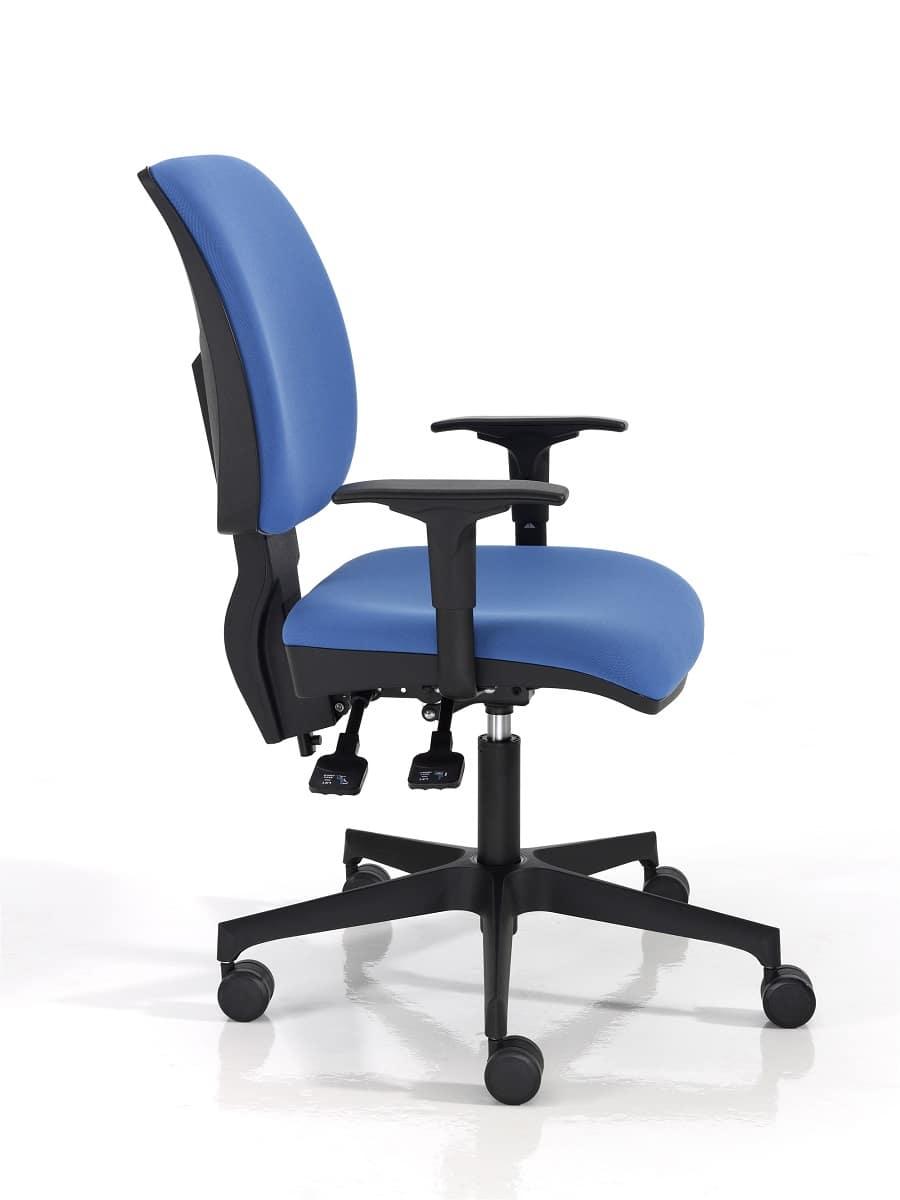 Silla de oficina ejecutiva signo for Silla ejecutiva ergonomica